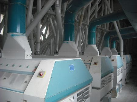purifier of storey flour mills