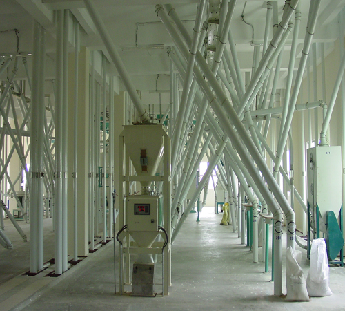 500t flour mills