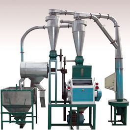 FD series flour mill