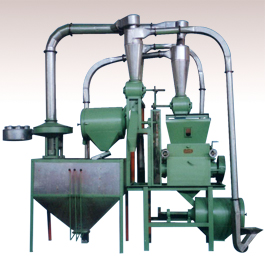 FC series small flour mill