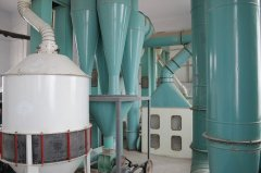 80t Wheat Flour Plant Project