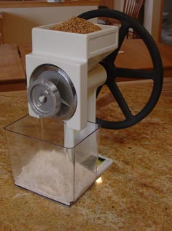 home flour milling machine