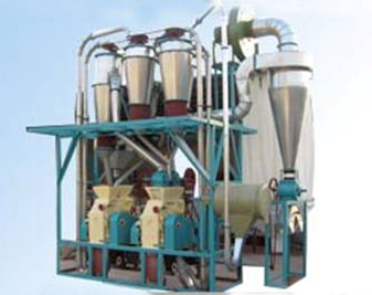 10t Wheat Flour Milling Equipment