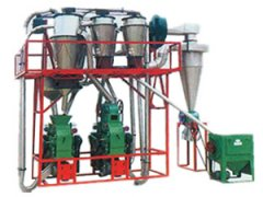 Small Scale Flour Milling Plant
